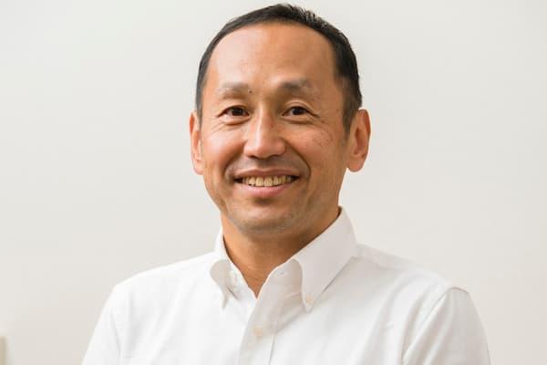 代表取締役社長 森 雅裕の顔写真