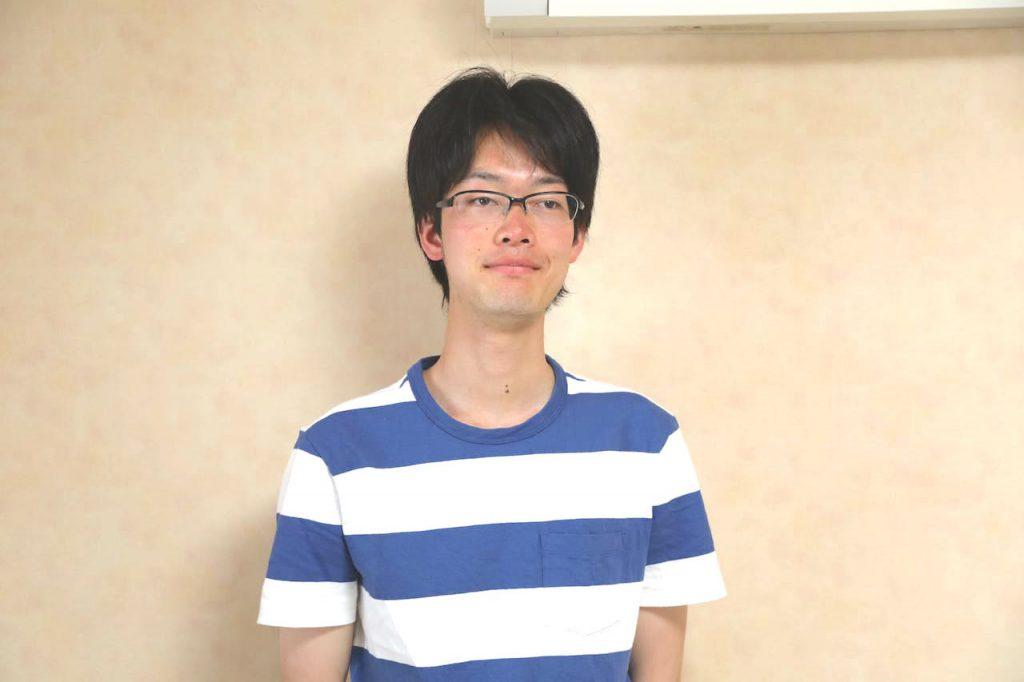 Iさんの顔写真